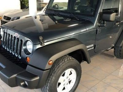 gebraucht Jeep Wrangler 2.8 CRD Sport