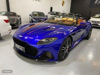 usado Aston Martin DBS Superleggera 5.2 V12 Volante