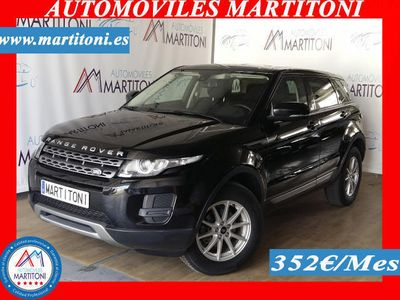 second-hand Land Rover Range Rover evoque 2.0eD4 SE 2WD 150