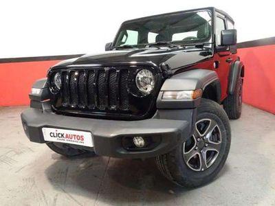 usado Jeep Wrangler 2.2CRD Sport 8ATX