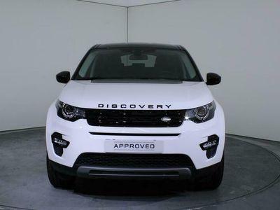 usado Land Rover Discovery Sport SE