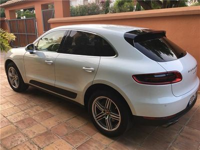 used Porsche Macan S Diesel Aut.