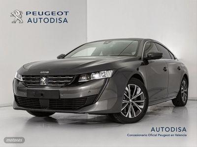usado Peugeot 508 Hybrid 5P Allure 225 eEAT8