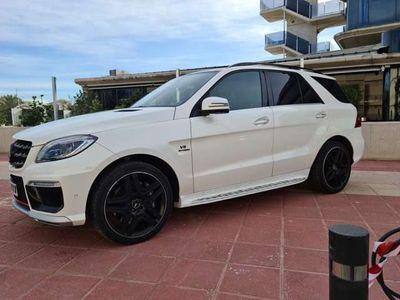 usado Mercedes ML63 AMG AMG Clase M W166 4M Aut.