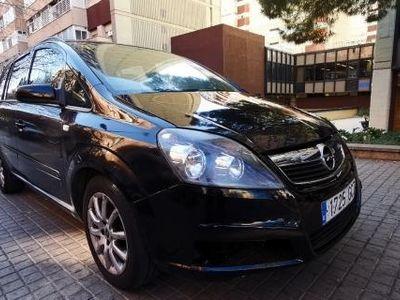 gebraucht Opel Zafira 19 DIESEL 7 PLAZAS