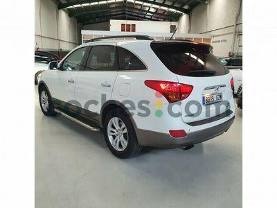 usado Hyundai Veracruz Ix553.0vgt Crdi Style 240 Aut. 240 cv en Zamora