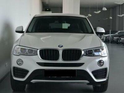 usado BMW X4 xDrive 20dA