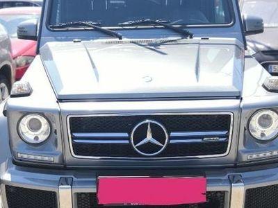 usado Mercedes G63 AMG AMG Largo Aut. CUERO ESPECIAL, SUSPENSION