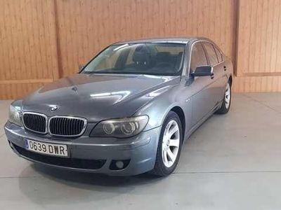 usado BMW 730 Serie 7 E65 E66 Diesel