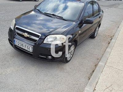 brugt Chevrolet Aveo 1.4 16v LT