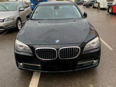 usado BMW 740 Serie 7 F01/F02 Diesel xDrive