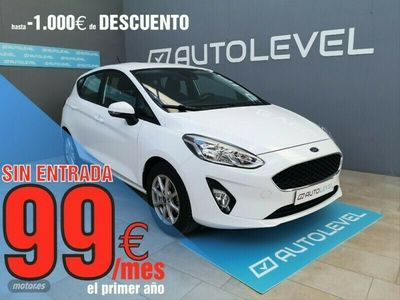 usado Ford Fiesta 1.0 EcoBoost 74kW Trend SS 5p