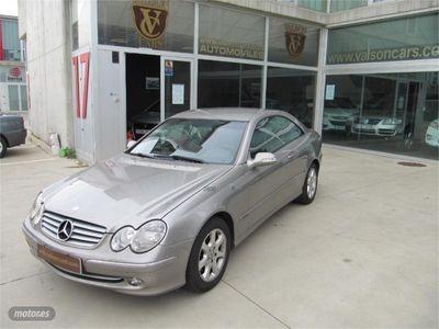 usado Mercedes CLK320 CLK Clase