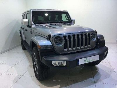 usado Jeep Wrangler 2.0T GME SAHARA UNLIMITED AUTO 270 5P