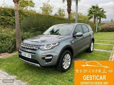 usado Land Rover Discovery SD4 4WD HSE AT 7 asientos
