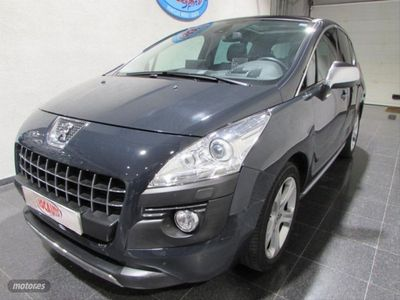 usado Peugeot 3008 Sport Pack 1.6 HDI 112 FAP