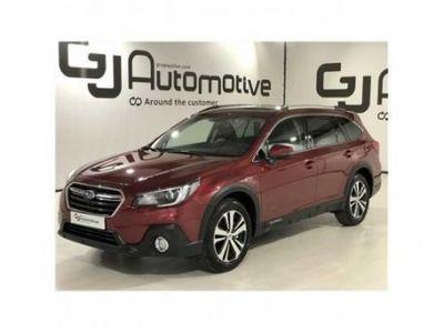 usado Subaru Outback 2.5i CVT Execuitive Plus S 175cv