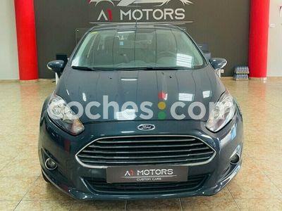 usado Ford Fiesta 1.0 Ecoboost Titanium 100 cv en Tenerife