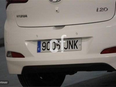 usado Hyundai i20 1.2 MPI Klass Go Nav