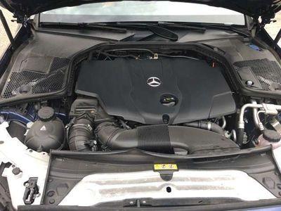 usado Mercedes C220 d 9G-Tronic