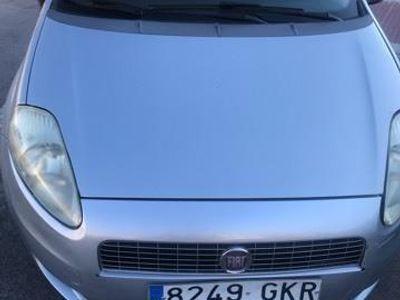 usado Fiat Grande Punto 1.3Mjt Dynamic 90