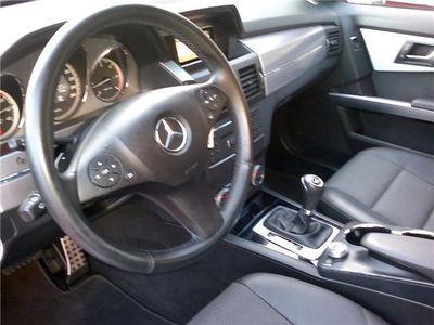 usado Mercedes GLK220 CDI BE 4M (9.75)