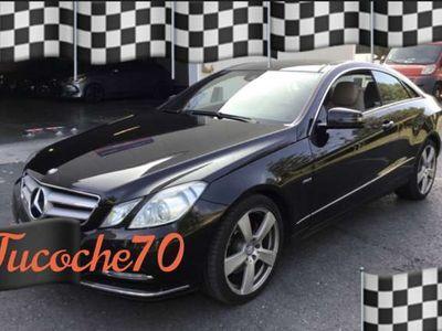 usado Mercedes E250 CDI Coupé BE 7G Plus