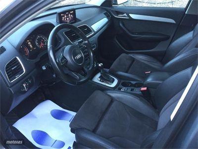 usado Audi Q3 TDI 177cv QUATTRO S-tronic. ++NACIONAL++ Unico pro