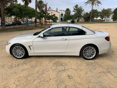 usado BMW 420 d Cabrio Luxury