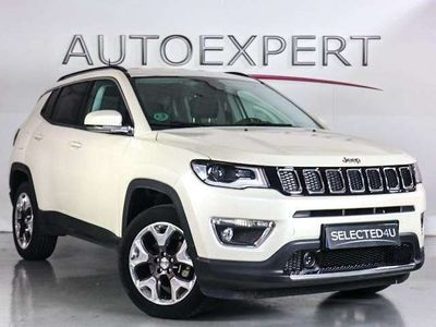 usado Jeep Compass 2.0 MJET LIMITED 4WD AD AT