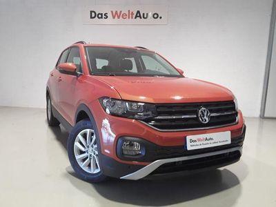 usado VW T-Cross - 1.0 TSI Advance 85 kW (115 CV)