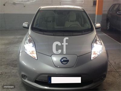 usado Nissan Leaf 5p 109 CV
