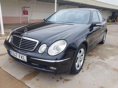 usado Mercedes E320 CDI (211.022)