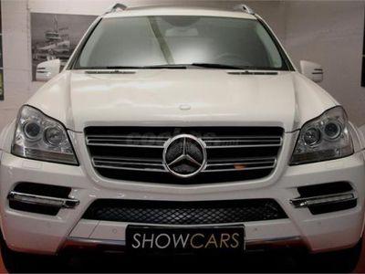 usado Mercedes GL350 Clase GlCdi 4m Be Grand Edition 5p. -12
