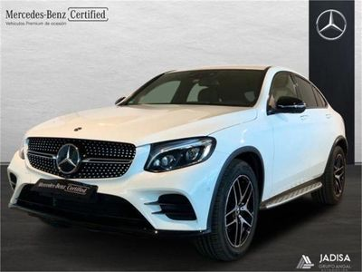 usado Mercedes 250 Clase GLC GLC Coupé4Matic Aut.