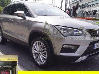 usado Seat Ateca 2.0TDI CR S&S Xcellence 4Drive DSG7 190