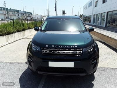 usado Land Rover Discovery 2.0L eD4 150CV 4x2 SE