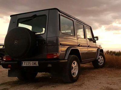 usado Mercedes G320 320CDI Largo Aut.