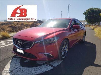 brugt Mazda 6 2.2 DE 175cv AT L.P. T.SR CB WGN
