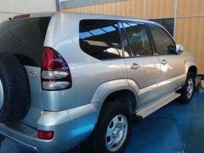 usado Toyota Land Cruiser D-4D KXR