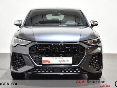 usado Audi RS Q3 2.5 TFSI quattro 294 kW (400 CV) Gasolina Gris matriculado el 11/2020