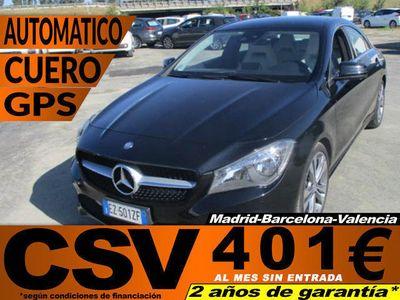 usado Mercedes CLA220 CDI 7G-DCT 130 kW (177 CV)