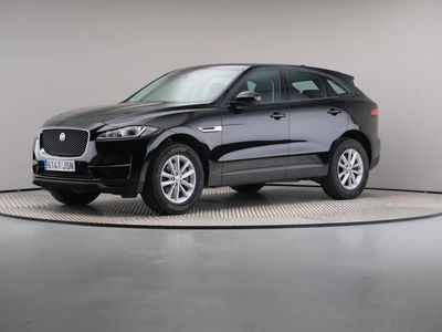 usado Jaguar F-Pace 2.0l I4d Rwd Manual Pure