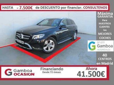 gebraucht Mercedes GLC250 250 4Matic AUT.