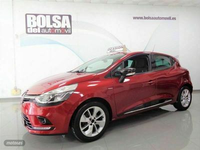 usado Renault Clio Limited Energy TCe 66kW 90CV 2018