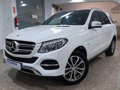 usado Mercedes GLE500 500 e 4MATIC 5p