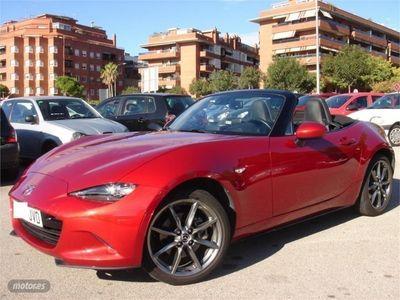 gebraucht Mazda MX5 2.0 Luxury Sport Soft Top Especial Edition