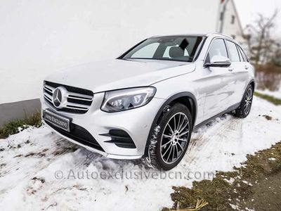 usado Mercedes GLC250 4M   AMG   Techo   GPS   Airmatic   Hi-Fi   Piel