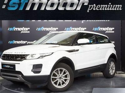 gebraucht Land Rover Range Rover evoque 2.2L eD4 Pure 4x2