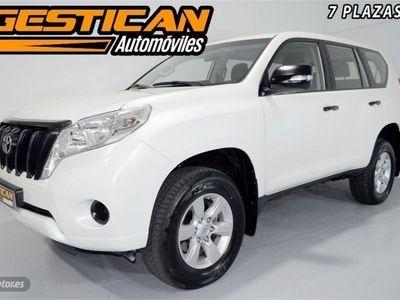 usado Toyota Land Cruiser 2.8 D4D VX